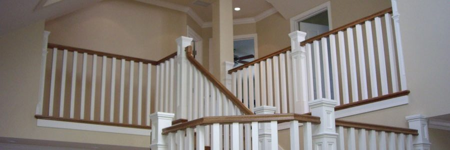 Jim Walters Construction - Staircase